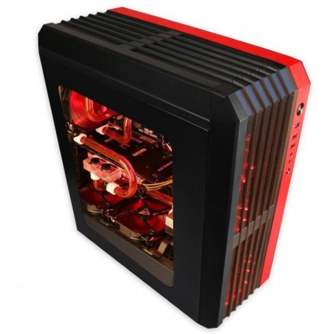 X2 introduces the RINDJA gaming chassis series